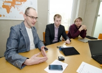 Autlo meeskond Prototroni TOP20 mentorp_żeva kohtumisel