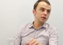 BuildIT kiirendi juht Aleksander T_Ąnisson kohtumas meeskondadega Prototroni TOP20 mentorp_żeval