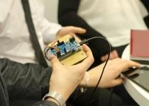 Get Brailling meeskond esitamas oma esialgset protot____pi Prototroni TOP20 mentorp_żeval