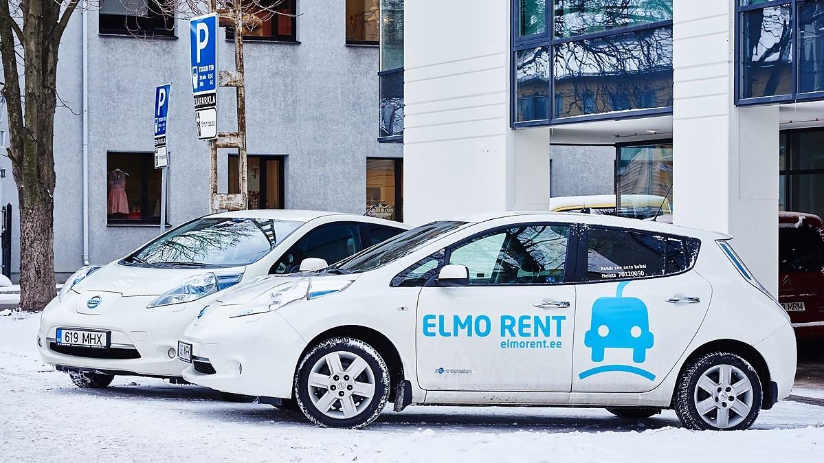 e6c7387641b ELMO Rendi elektriautodega teed töösõidud nüüd eriti säästlikult