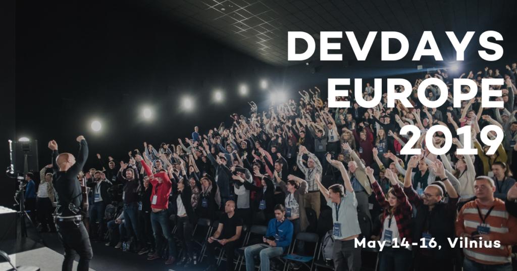 cebaf34a09a Use Tehnopol promocode for the biggest software development conference  DevDays